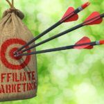 affiliate marketing bag and arrows