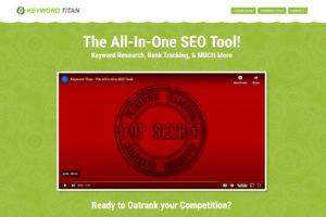 Keyword Titan-An All in One SEO Tool