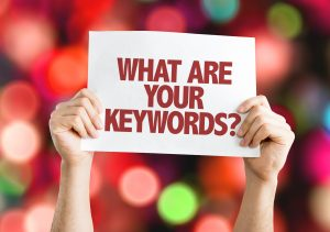 What are your keywords